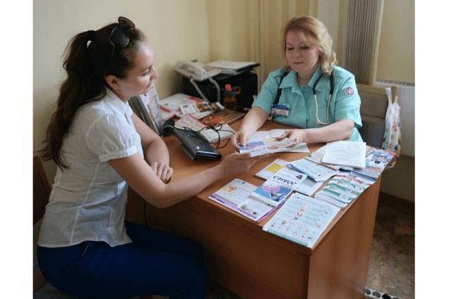 В ЯНАО медики обследовали показатели здоровья вахтовиков