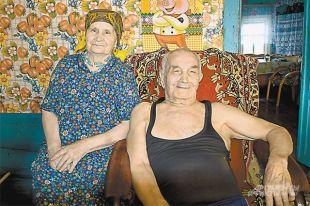 Петр и Зоя Курносовы. Они пронесли любовь через всю жизнь.