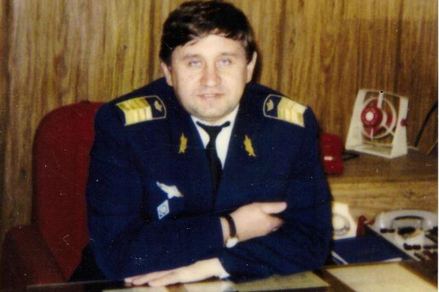 Начальник Тюменского регионального управления воздушного транспорта.