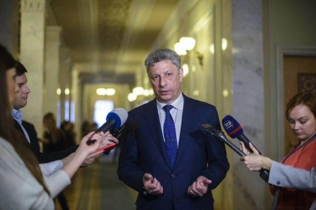 Мураев, Вилкул, Порошенко и компания пытаются снять Юрия Бойко с выборов
