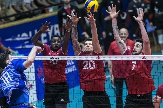 Российская Федерация сыграет сСША иФранцией вФинале 6-ти Лиги наций