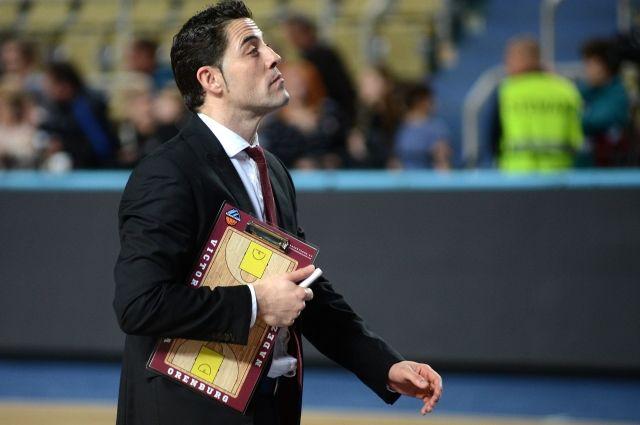 Главный тренер «Надежды» Виктор Лапена покидает клуб