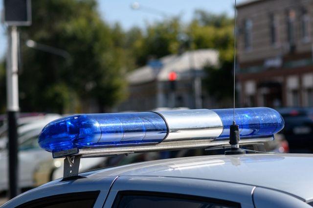 В Бузулукском районе столкнулись грузовик и внедорожник, есть пострадавшие