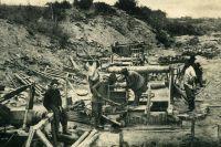 В 1850 году Красноярский край давал 40% мировой добычи золота.