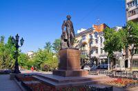 Самая красивая улица Ростова-на-Дону - Пушкинская.