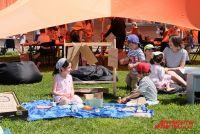 Летом в Пермском крае проходит множество культурных программ.