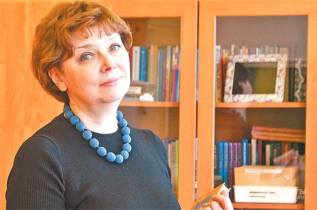 Скоро 40 лет, как Галина Бычкова преподаёт русский язык илитературу.