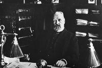 Граф С. Ю. Витте, 1903 г.