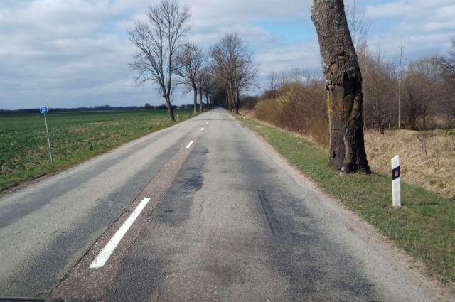 До 2021 года отремонтируют 12 км дороги «Калининград-Полесск»