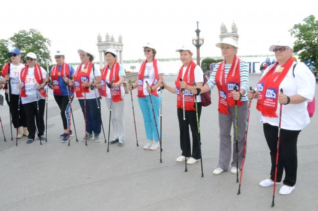 Тюменские пенсионеры посещают клубы активного долголетия