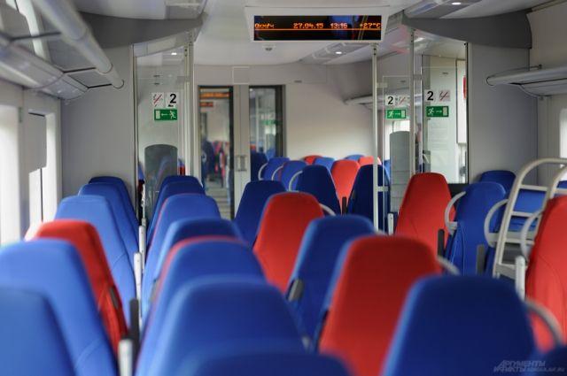 На выходные и следующую неделю назначены дополнительные поезда к морю