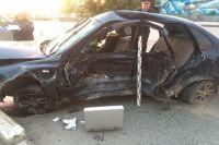Погибла пассажирка