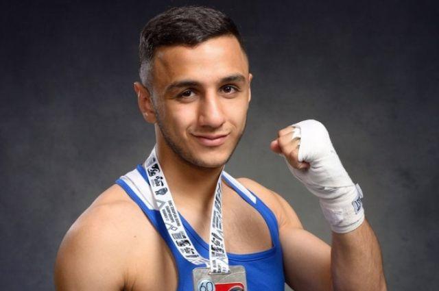 Оренбургский боксер Габил Мамедов прошел в финал Европейских игр