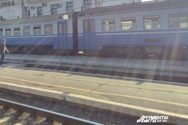 Из-за ЧП в Казахстане поезд Бишкек – Оренбург-Москва задержался на 6 часов