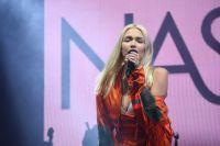 Выступление Насти Кудри на Ural Music Night.