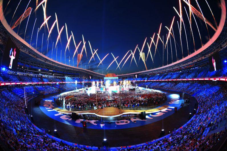 Российские спортсмены вернулись в Москву после Европейских игр в Минске