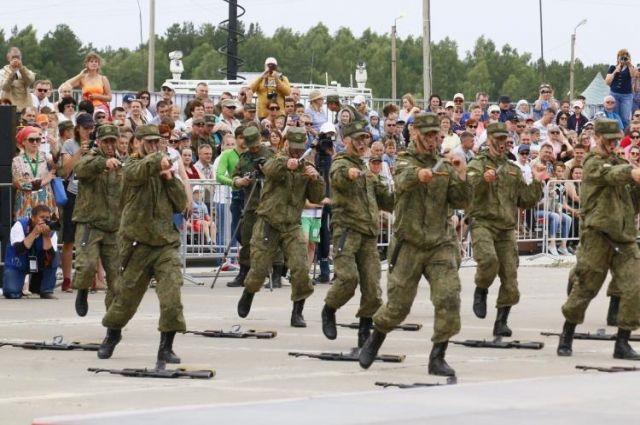 Тюменские военные инженеры заняли первые места в разминировании и штурме