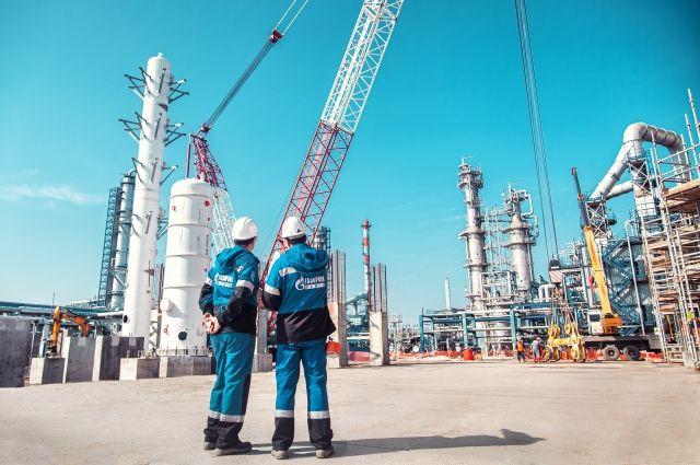Омский НПЗ готовит мощности для роста производства высокооктанового топлива
