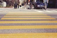 В Ноябрьске водитель сбил двухлетнего ребенка на светофоре