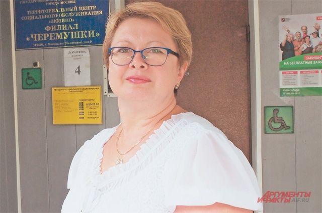 Дания Красильникова лично знает каждого своего подопечного.