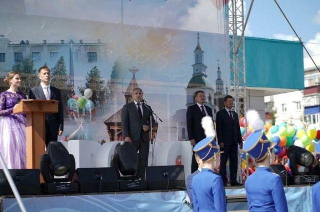 Ялуторовск отметил 360-летний юбилей
