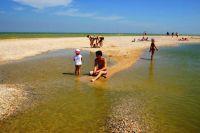 Отдыхающие на Азовском море жалуются на нашествие морских блох: детали