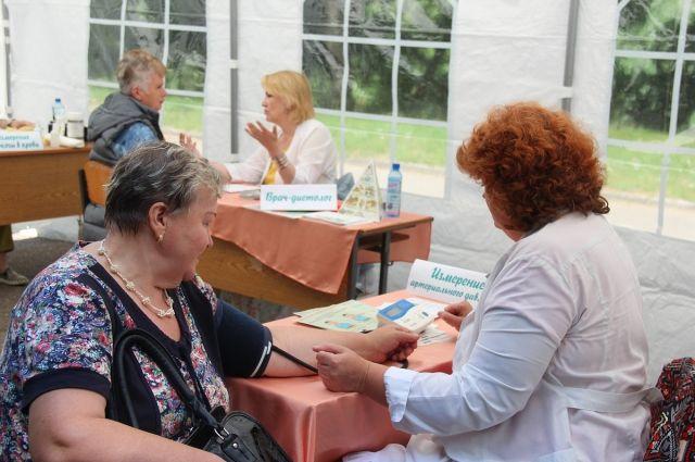 В Дне здоровья в Калининграде приняли участие более 4000 человек