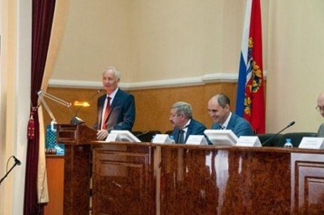 Председатель Оренбургского облсуда ушел в почетную отставку