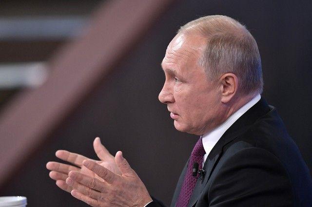 Путин выступит на туристском форуме «Реки России»