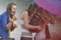 В первую неделю июля жителей региона ожидают частые дожди и грозы.