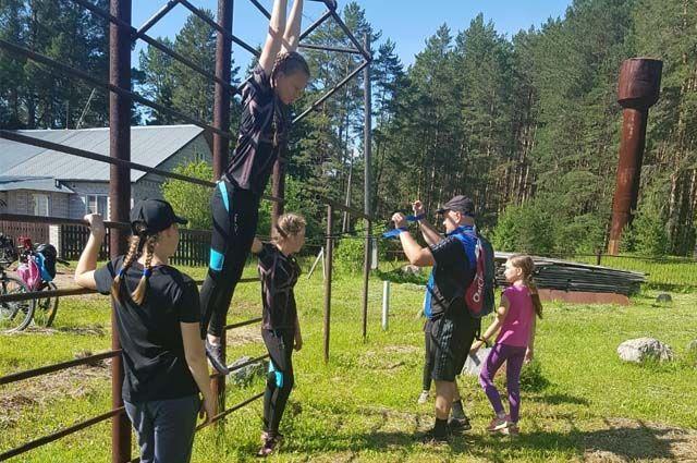 Отец Ульяны Кайшевой готов сам оборудовать площадку для спорта в Можге
