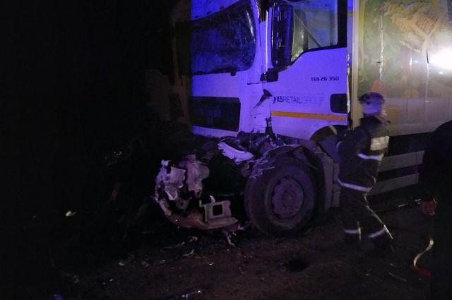 В момент столкновения, водитель второго транспортного средства занимался его ремонтом.