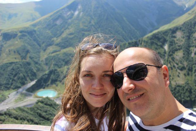 Анастасия и Егор Павловы
