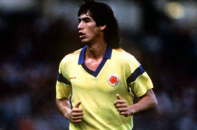 Андрес Эскобар.