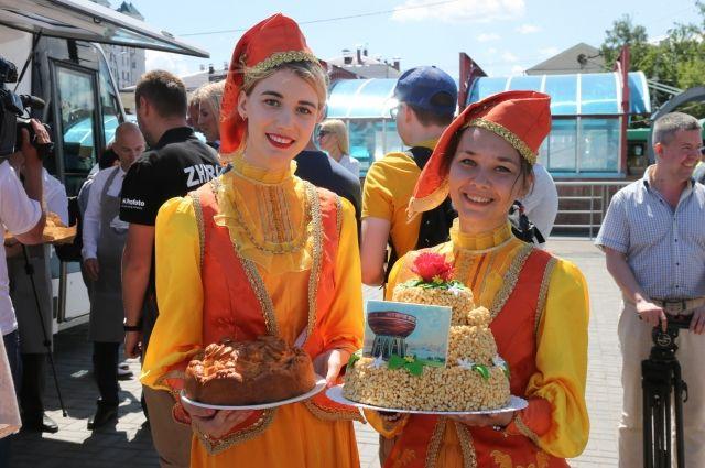 Татарские пироги и чак-чак давно стали атрибутами республики.