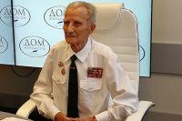 97-летний ветеран ГАИ Иван Мистюков был одним из первых автоинспекторов Воронежа в послевоенные годы