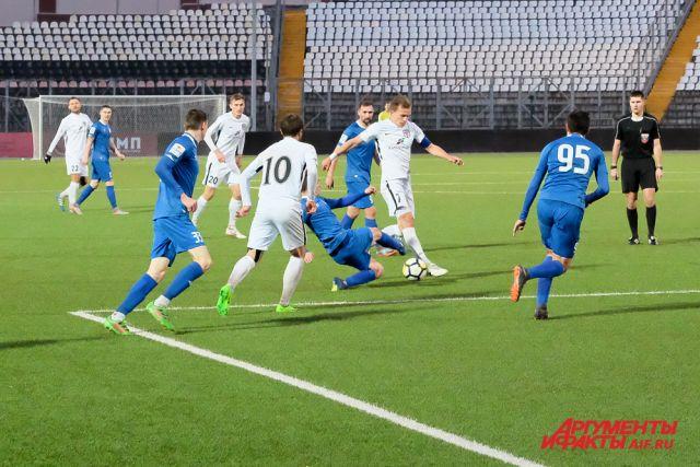 3 июля «Звезда» на турнире сыграет с клубом «Уфа-2».