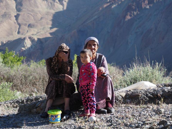 Люди Средней Азии