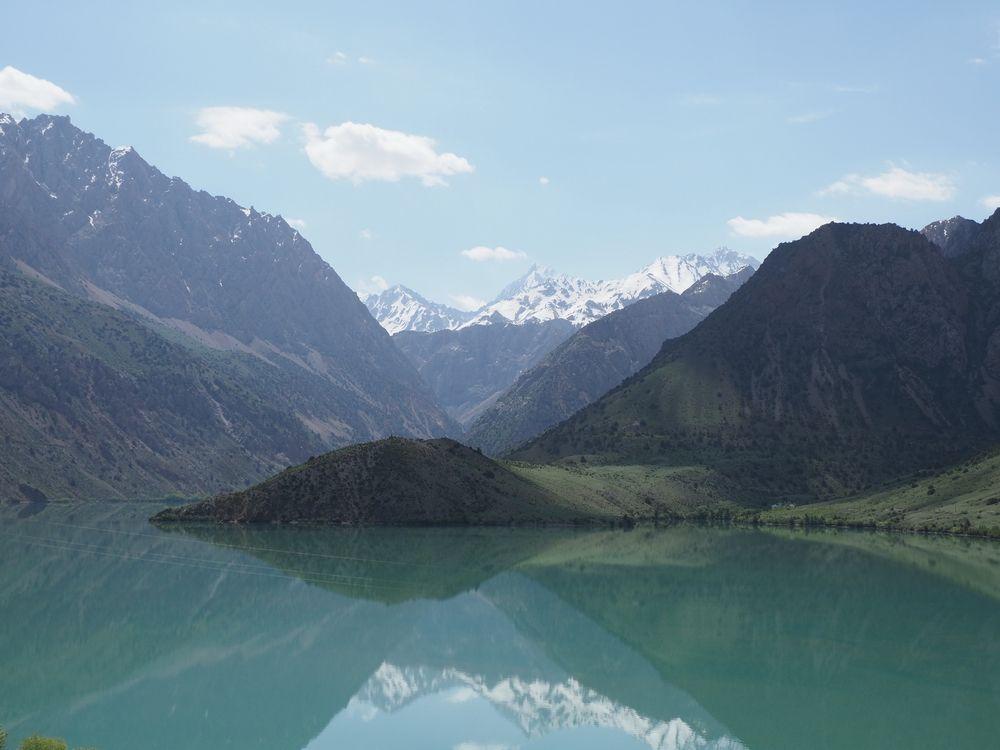 Искандеркуль. Таджикистан