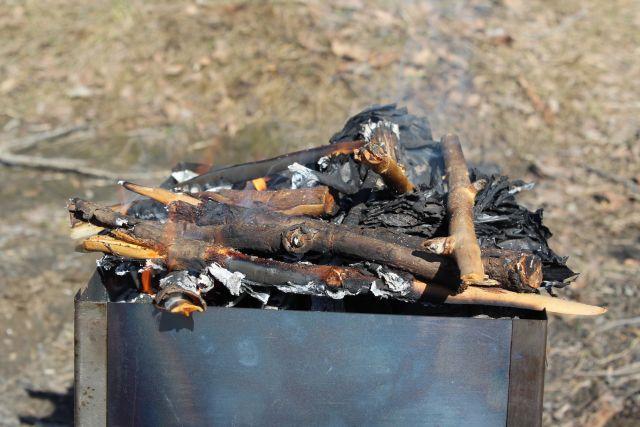 В Бузулуке женщина и ее сын получили ожоги на пикнике у пруда