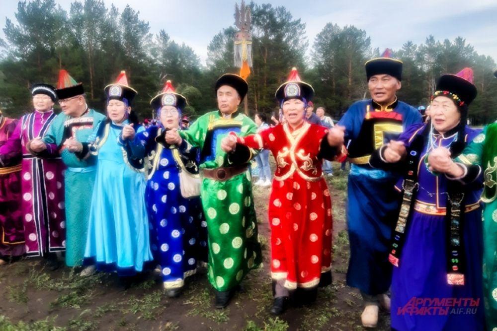 12-ый фестиваль «Ночь Ёхора» состоялся в субботу, 29 июня в Этнографическом музее народов Забайкалья в Улан-Удэ.