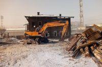 Общественники и красноярцы потребовали восстановить снесенные исторические здания