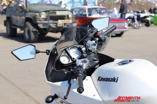 Калининградец лишился мотоцикла, отдав его в ремонт