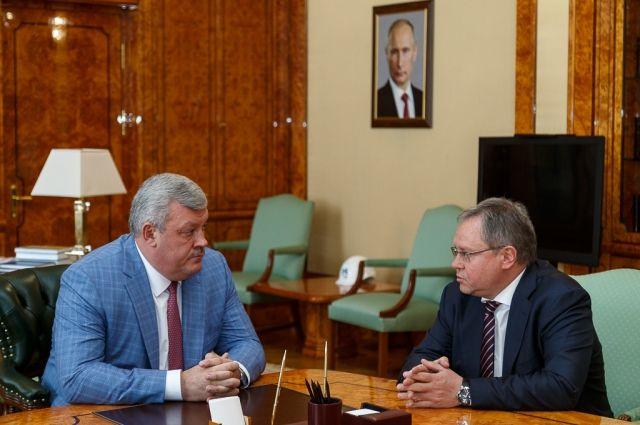 Валерий Козлов согласился с предложением.
