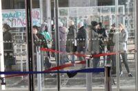 Тюменцы сообщили о стрельбе в ТРЦ Кристалл