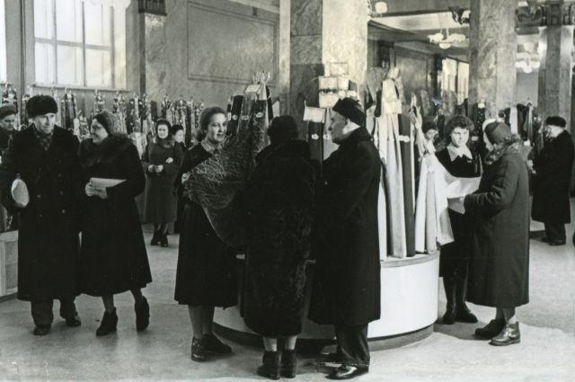 В конце 1940-х годов выросло производство товаров народного потребления.