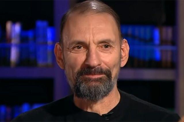 Писатель Михаил Тарковский.