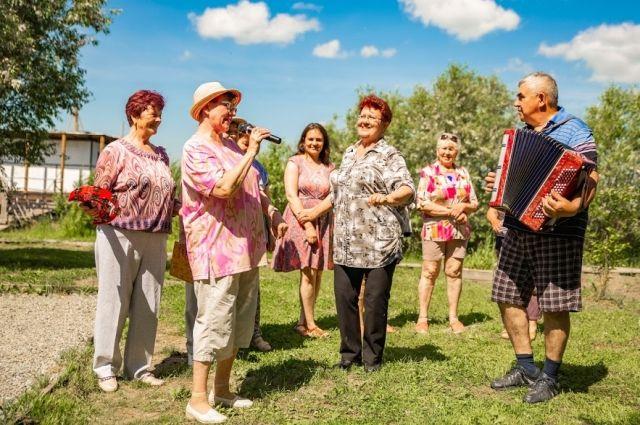 Праздник для общественников ТОС «Станиславский» прошел в душевной атмосфере.