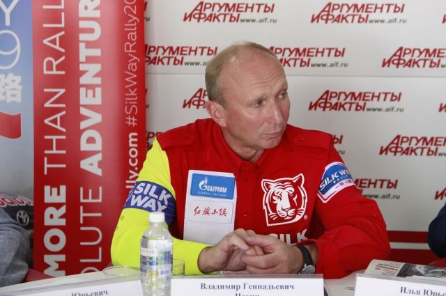 Владимир Чагин.
