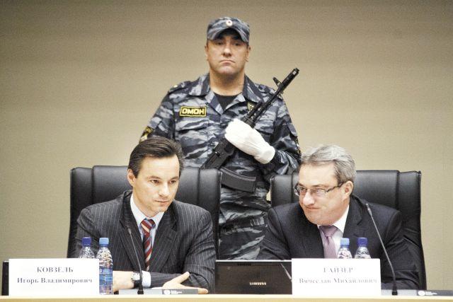 3 июля члены президиума политсовета партии приняли решение после приговора суда по делу Гайзера.